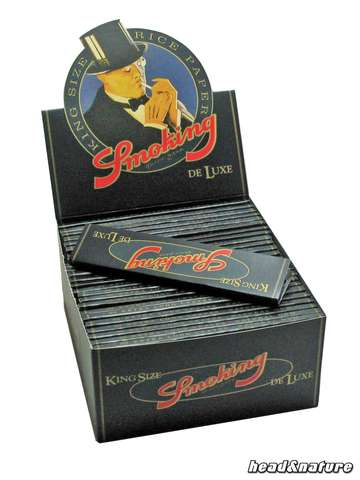 Smoking Deluxe King Size - 50 x
