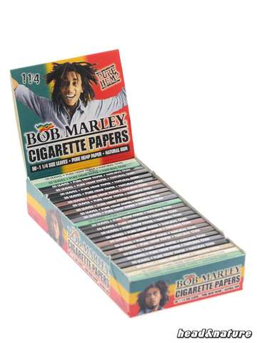 Bob Marley Papers - 50 x