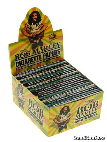 Bob Marley Kingsize Papers - 50 x