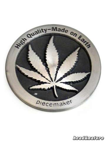 Piecemaker Stamp - Hemp leaf