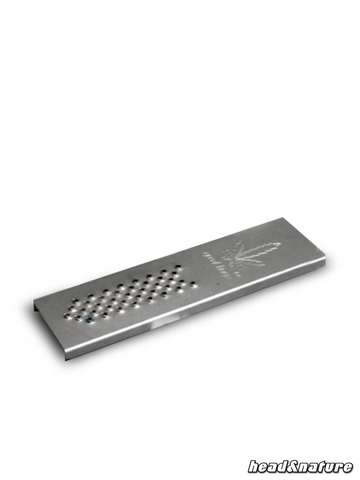 Herb Grater with paper holder