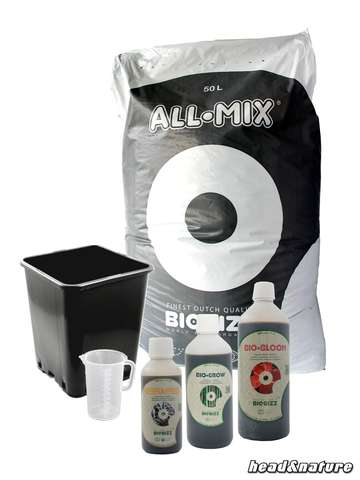 Bio-Bizz - Soil/Nutrient Set - All-Mix