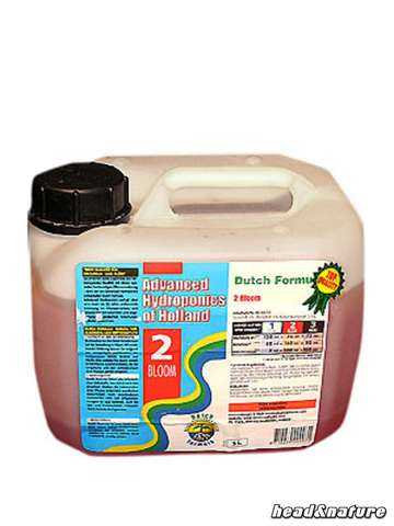 Advanced Hydroponics Dutch Formula 2 - Bloom 5L