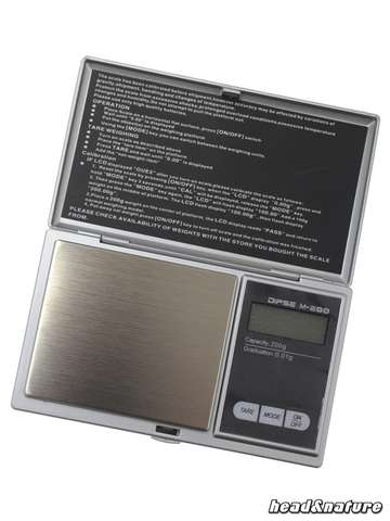 Digital scale Dipse M-200 200g/0,01g