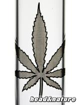 Powerbong 18.8 Silver Leaf - ICE #1