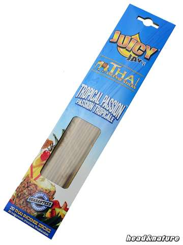 "Juicy Jays Incense Sticks ""Tropical Passion"""