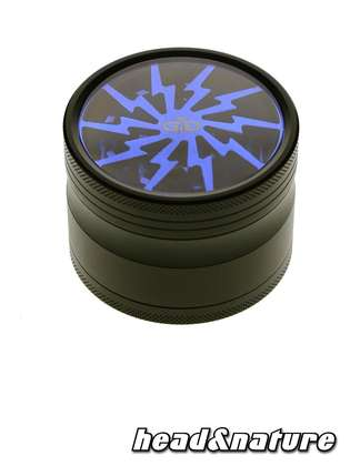 Grinder Grace Glass Thorinder 60mm Blue