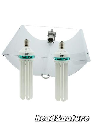 Energy Saving Lamp Kit 200W Adjust-A-Wings Growth & Bloom