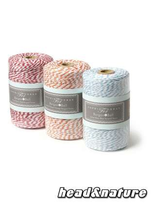 Sophie Conran Striped Twine by Burgon & Ball- different colors