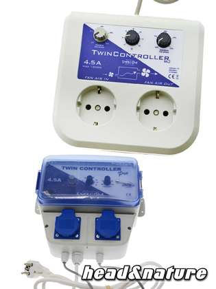 SMSCOM Twin Controller MK2 7A