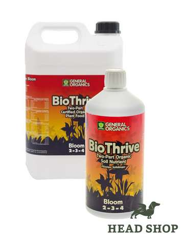GHE - GO BioThrive Bloom